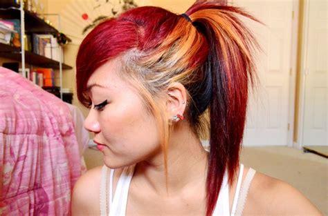 Janay's Hair Colors