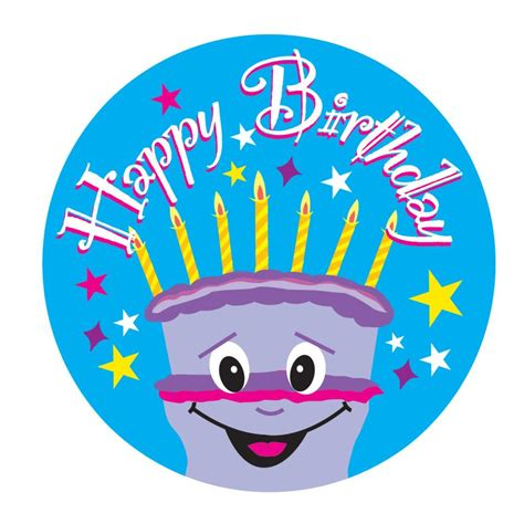 Check spelling or type a new query. Avery Merit and Reward Stickers Happy Birthday 30 mm diameter Pack 102   Winc