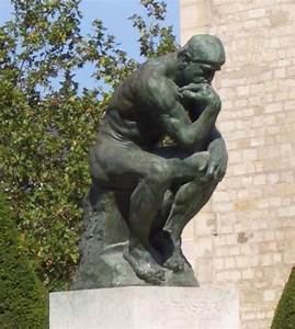 The thinker | Great thinkers | Pinterest