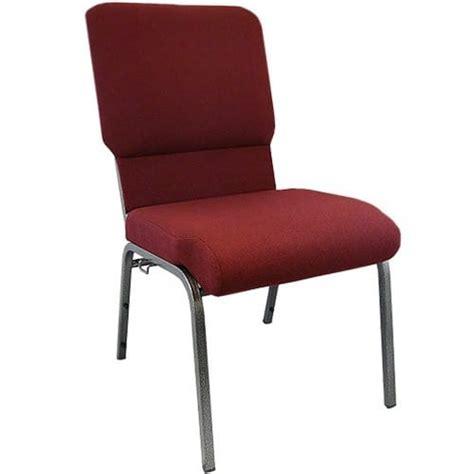 mp cc maroon 18 inch church chair the furniture family