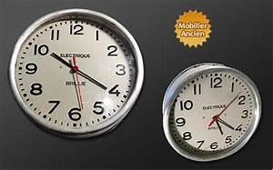 Grande Horloge Industrielle : horloge industrielle brilli ~ Teatrodelosmanantiales.com Idées de Décoration