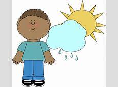 Boy Classroom Weather Job Clip Art Boy Classroom Weather Job