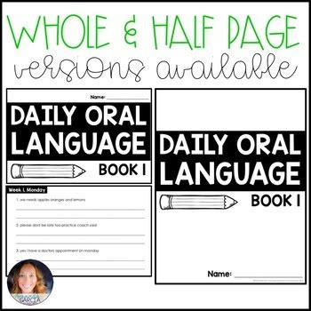 daily language dol book 1 aligned to the 5th grade