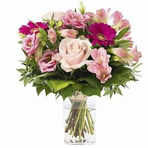 Bouquet De Fleurs Interflora : la vie en rose interflora ~ Melissatoandfro.com Idées de Décoration