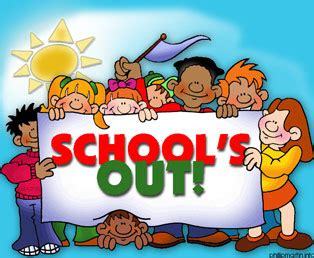 Schools Out Clipart Plainville Usd 270 Day Of School Is May 20th