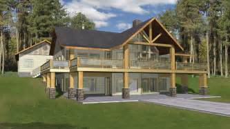 a frame house plans with basement vacation home plans homeplans
