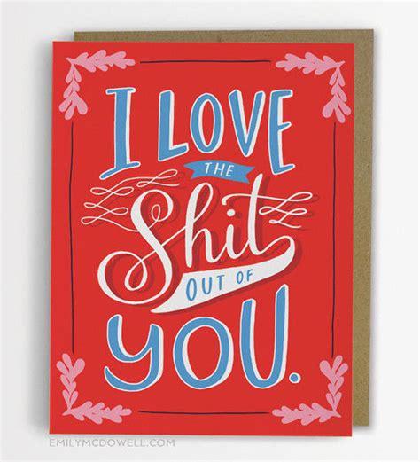 Vulgar Valentine Cards : valentine card
