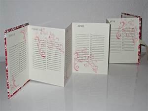 Kalender Selber Basteln : leporello basteln einfache bastelideen mit papier ~ Lizthompson.info Haus und Dekorationen
