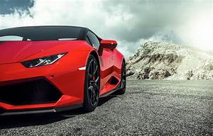Wallpaper Lamborghini, Red, red, Lamborghini, 2015