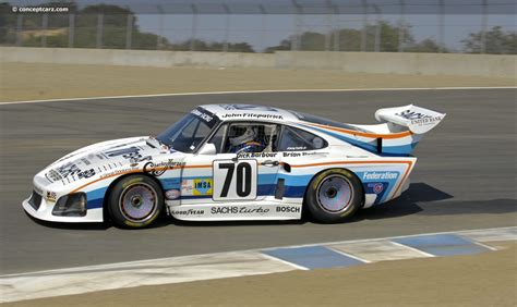1980 Porsche 935 K3 Image. Chassis number 00023. Photo 96