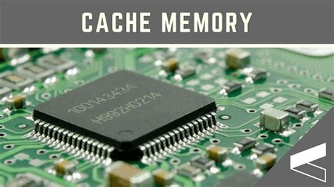 What Is The Cache Memory Of A Computer?