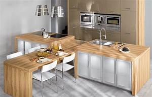 Light Wood Kitchen Designs Peenmediacom