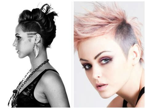 hairstyle ideas with shaved sides hair world magazine