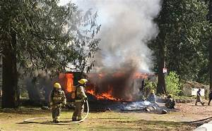 Hope fire crews battled structure fire on Silver Skagit ...
