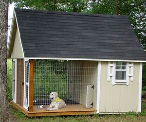 1000 images about dog kennel ideas and plans on pinterest With great dog houses