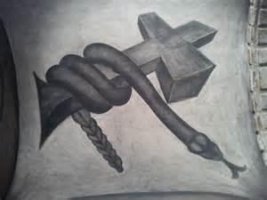 cruz y serpiente de jos 233 clemente orozco vida de peat 243 n