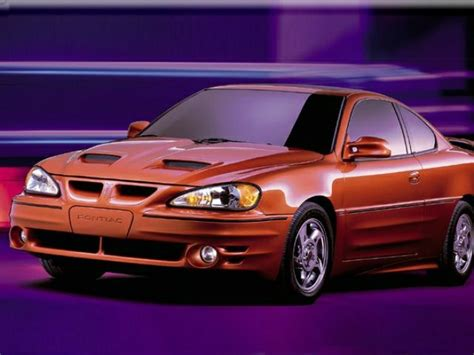 2003 Pontiac Grand Am Specs And Prices
