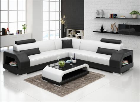 genuine leather sofa set modern deisgn  living room sofa