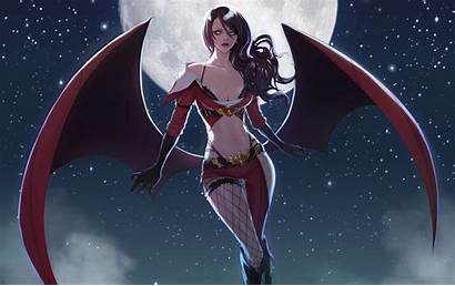Demon Wallpapers Angel Fantasy Background Desktop Backgrounds