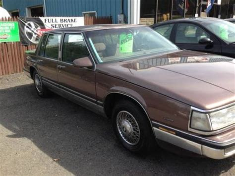 1988 Buick Park Avenue by Sell Used 1988 Buick Park Avenue In Morris Connecticut