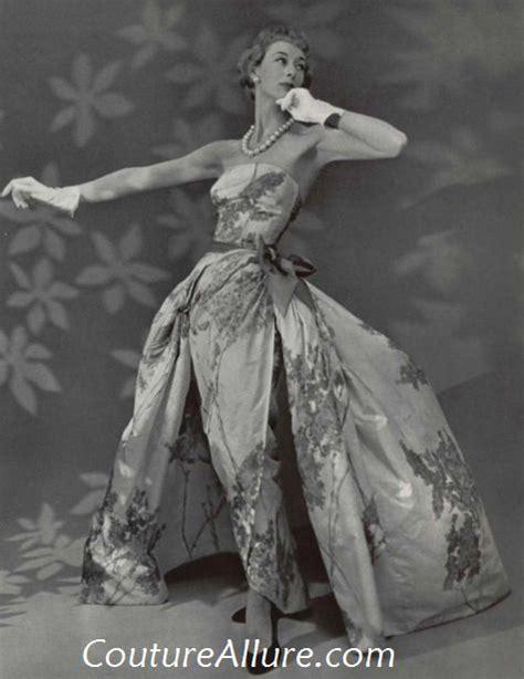die besten  vintage abendkleider ideen auf pinterest