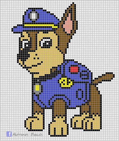 bugelperlen vorlage paw patrol papacinfo