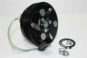 Compresseur Clim Golf 6 : klimakompressor magnetkupplung vw golf iv v bora caddy new beetle sanden sd7v16 ebay ~ Voncanada.com Idées de Décoration