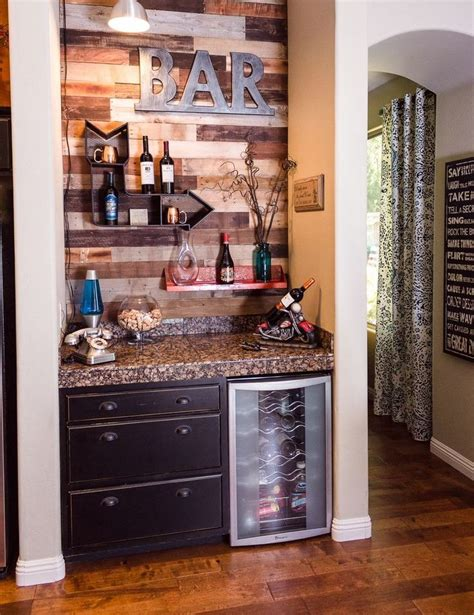 Mini Bar by Mini Bar Designs You Should Try For Your Home Basement