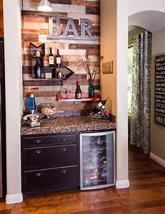 mini bar designs you should try for your home basement With small bar designs for home