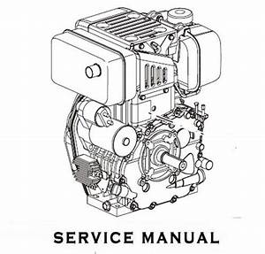Yanmar Ts190 R  Ts230 R  Series Engines Service Repair