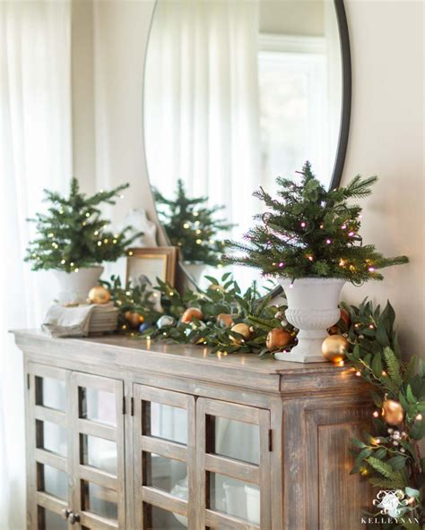 tartan plaid themed christmas home   images