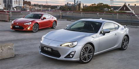 pictures of toyota sports cars toyota 86 revised suspension enhanced interior for