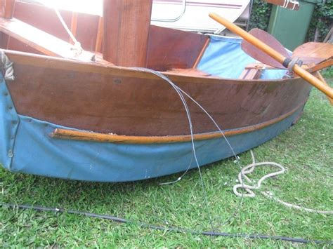 Folding Boat Gumtree by G Prout Sons Vintage Seabird Folding Dinghy In