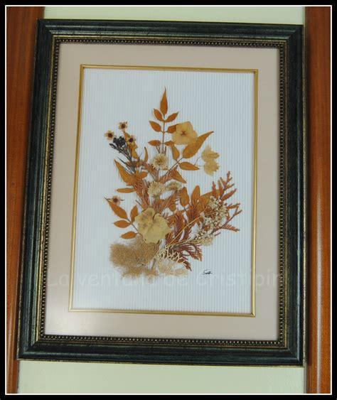 la ventana de cristipin cuadros de flores secas