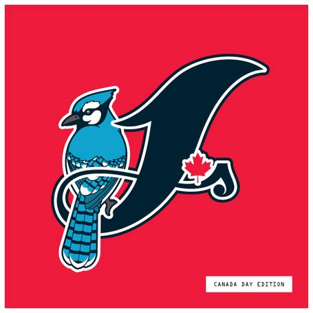 What Does Sb Stand For by Toronto Artist Redesigns Blue Jays Logo Bluebird Banter