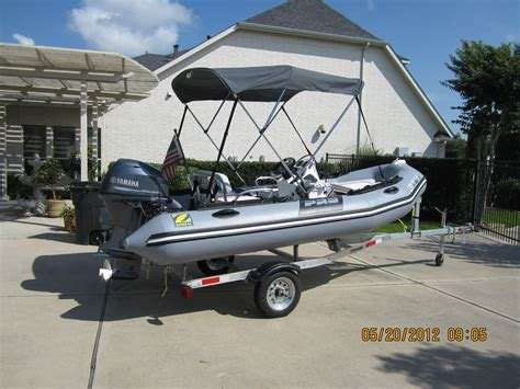 Zodiac Boats For Sale Usa by Zodiac 420 Bayrunner Boat For Sale From Usa