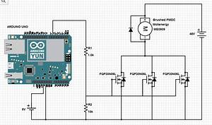 High Voltage Pwm Motor Controller - Mosfets Explode