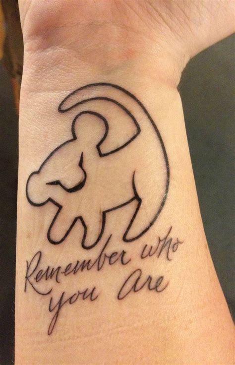 idees tatouages inspires par les films disney