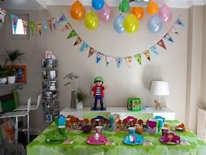 Deco Anniversaire 10 Ans : le go ter d anniversaire pour les 4 ans de louise mon blog anne sotte ~ Melissatoandfro.com Idées de Décoration
