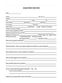 Medical Intake Form