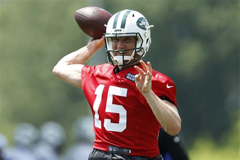 york jets quarterback battle josh mccown