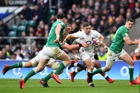 England vs Ireland TV and live stream details for the ...