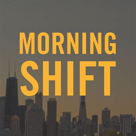 Morning Shift by Morning Shift Podcast Listen Via Stitcher For Podcasts
