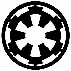 Star Wars Empire Logo Wallpaper - WallpaperSafari