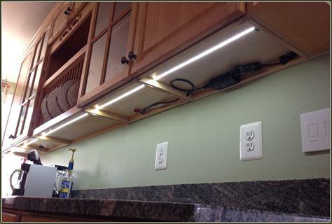 led strip lights under cabinet led strip under cabinet lighting installation fanti blog