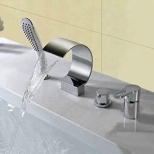 Robinet Cascade Baignoire : parfait de vente en ligne de baignoire robinet de haute qualit continuent sur la nouvelle ~ Nature-et-papiers.com Idées de Décoration