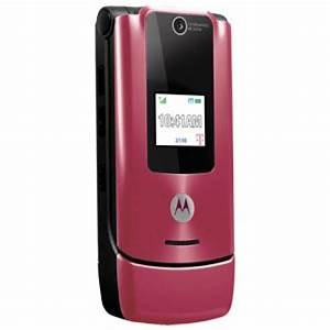 Motorola W490 Pink Flip Phone T-Mobile - Excellent (Cell ...