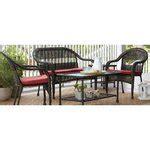 lowes deal garden treasures severson patio collection
