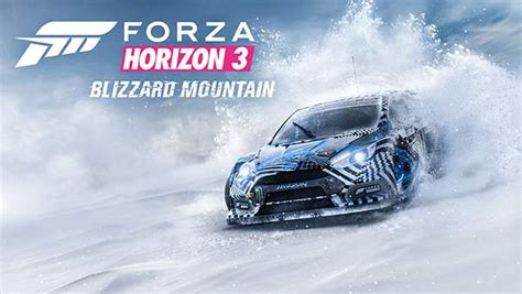 Forza Horizon 3's Blizzard Mountain Now Available For Xbox
