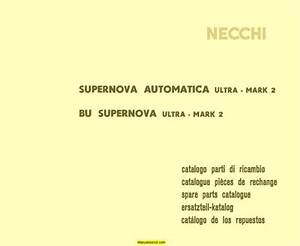 Necchi Supernova Automatica Ultra